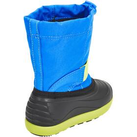 Kamik Jet Shoes Kinder blue lime